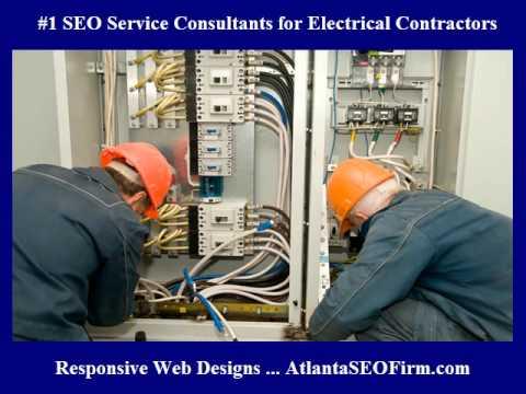#1 SEO Services Consultant for Electricians & Electrical Contractors in Atlanta GA