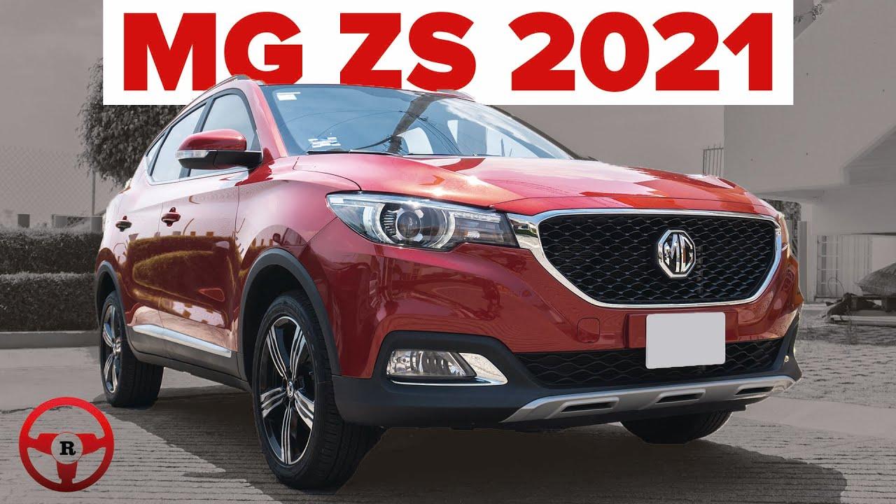 MG ZS Excite TA 2021.-- Desafiante por naturaleza | Al Volante