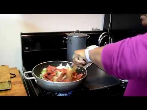 Skirt Steak Stir Fry