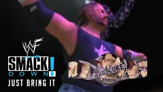 WWF SmackDown!: Just Bring It STORY MODE Ep 4 | HARDCORE CHAMPIONSHIP