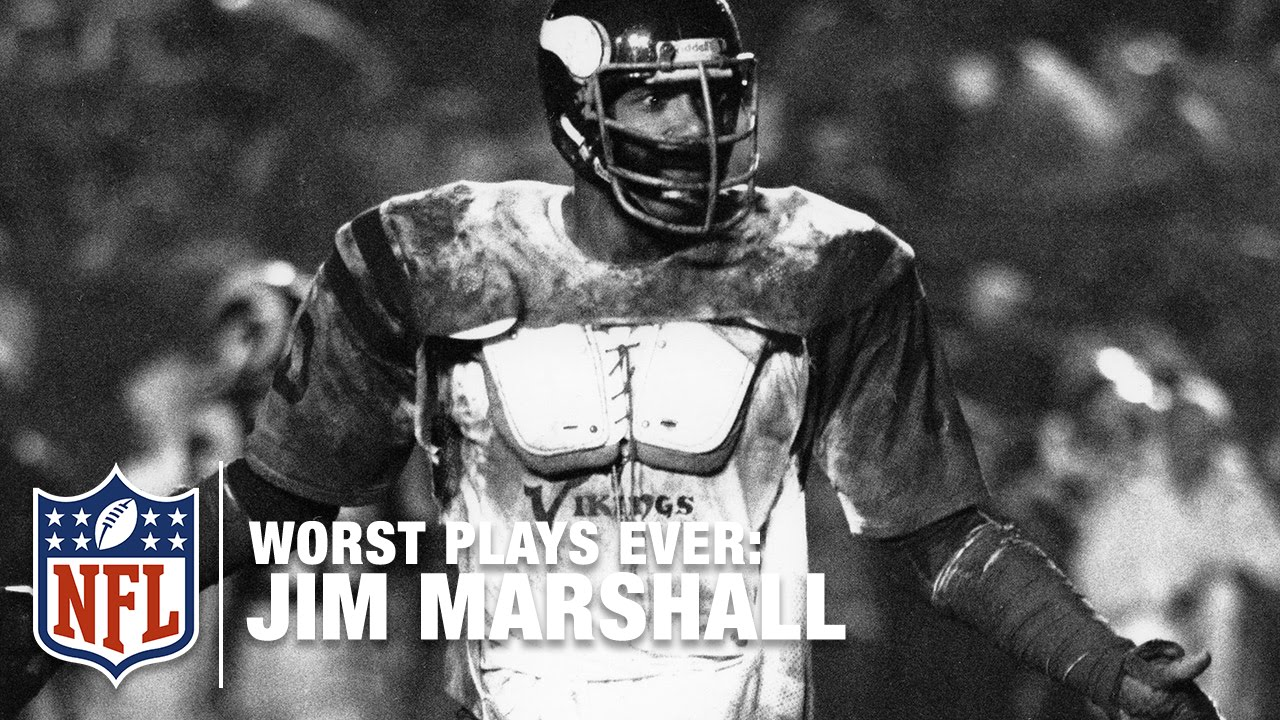Download Jim Marshall Forgot to Get Directions!   NFL's Worst Plays Ever