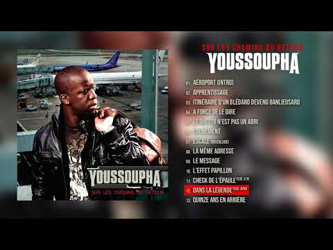 Youssoupha Ft. Ayna - Dans la légende (feat. Ayna) [Audio Officiel]