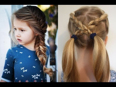 hairstyles school girls