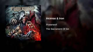 Powerwolf - Incense and Iron Baroque Style Cover