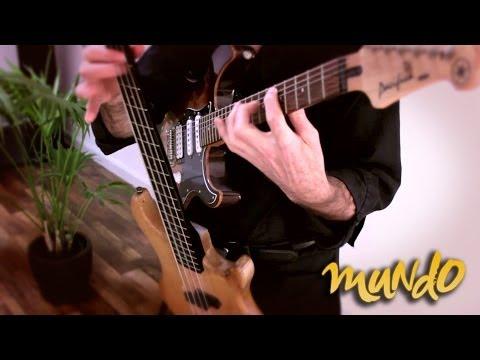 Mundo Guitar Strap