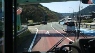 東海地方のバス前面展望(Route Bus)