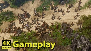 Spellforce 3 - 4K BETA GAMEPLAY [One of the Best Real Time Strategy Games of 2017]