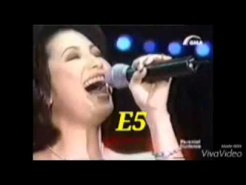 (A2-B6) Vocal Range - Regine Velasquez