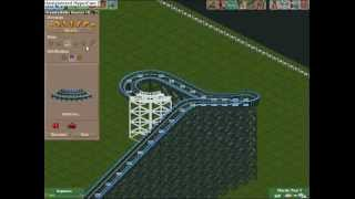 How to get unlimited money in Roller Coaster Tycoon 2