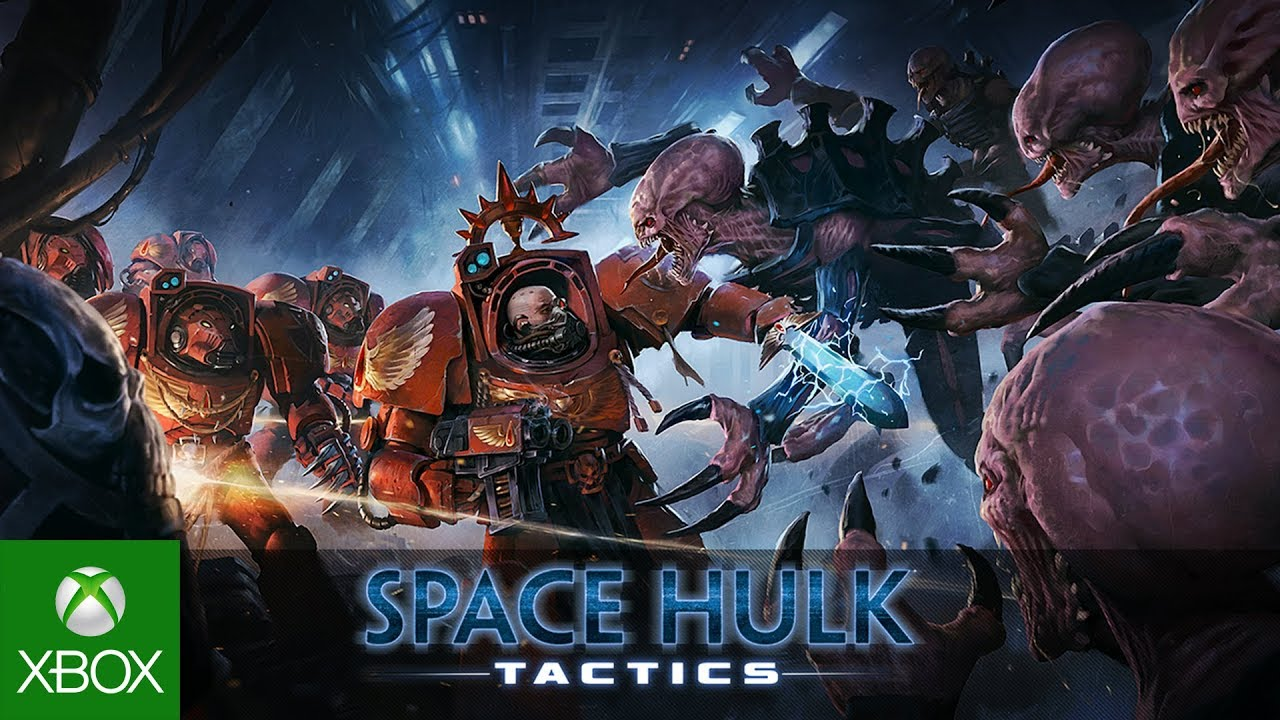 Space Hulk Tactics - Overview Trailer