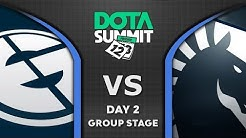 EG vs Liquid Dota Summit 12 2020 Highlights Dota 2