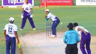 Yogesh Penkar  Batting | 10PL  Sharjah UAE
