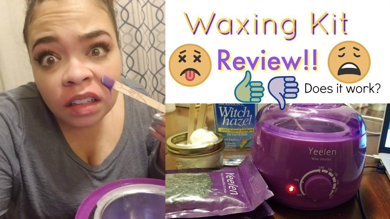 Yeenen waxing kit review is it worth it youtube yeenen waxing kit review is it worth it solutioingenieria Choice Image