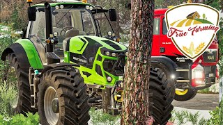 LS19 True Farming #771 - DEUTZ Unfall am BAUHOF! - Farming Simulator 19