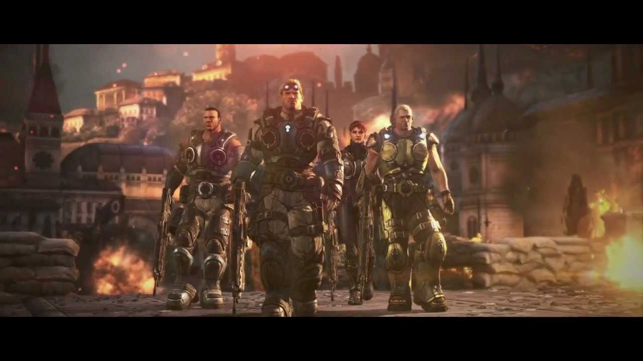 Official Gears of War: Judgment Launch Trailer