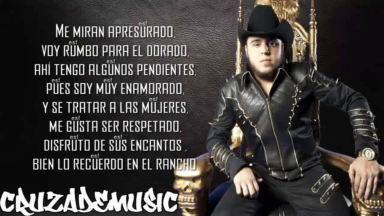 Gerardo Ortiz - Dámaso + Letra | CruzadeMusic - YouTube