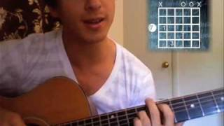 """Mike teaches you to play """"By Your Side"""""""