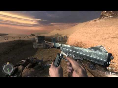 """Call of Duty 2- Mission 10: Operation Supercharge """"Veteran mode"""" 