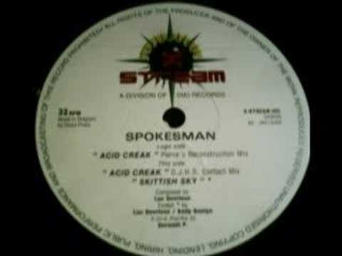 Spokesman - Acid Creak [1994]