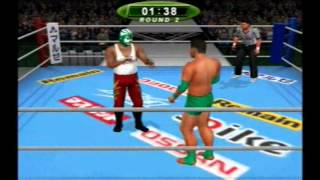 PWS(Puro Wrestling Spirit) ep 1 part 4