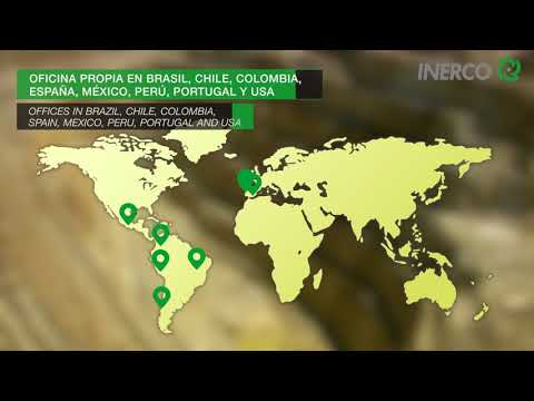 INERCO Minería | mining Feria Expomin (Chile)