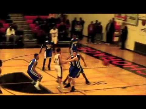 Myles Robinson Highlights 2012 - Christian Life Center Academy