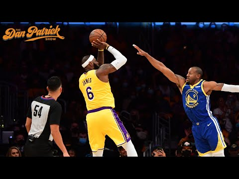 Why Is LeBron James Taking More 3-Pointers This Season? Jim Jackson Discusses | 10/26/21