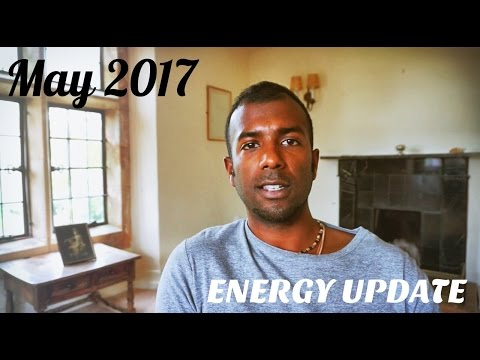 May 2017 Energy Update: Labels, Dropping into the Feminine, Spiritual Bypass - Vaz Sriharan