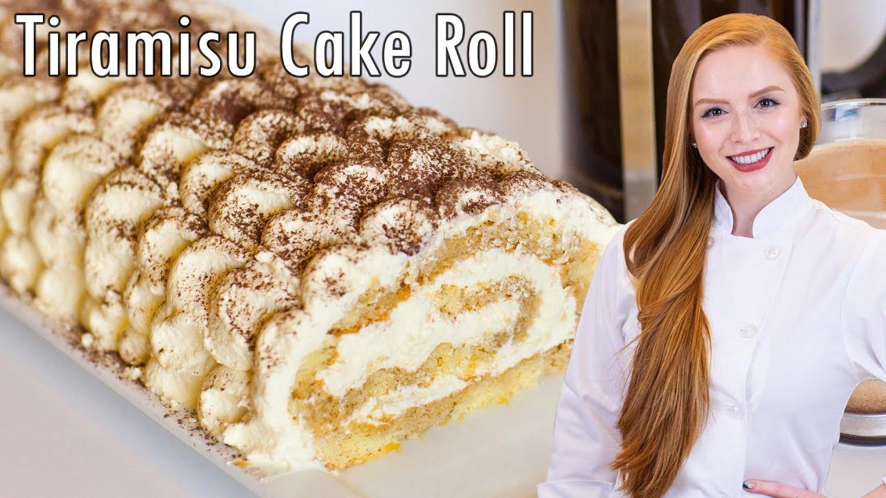 Sponge Cake Recipe For Roll