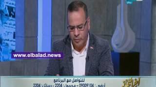 جابر القرموطي يشيد بمقال أنور عبد اللطيف في جريدة الأهرام.. فيديو