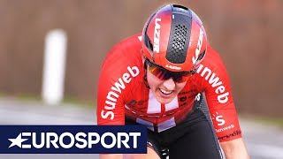 Driedaagse Brugge-De Panne 2019 Women's Highlights | Cycling | Eurosport