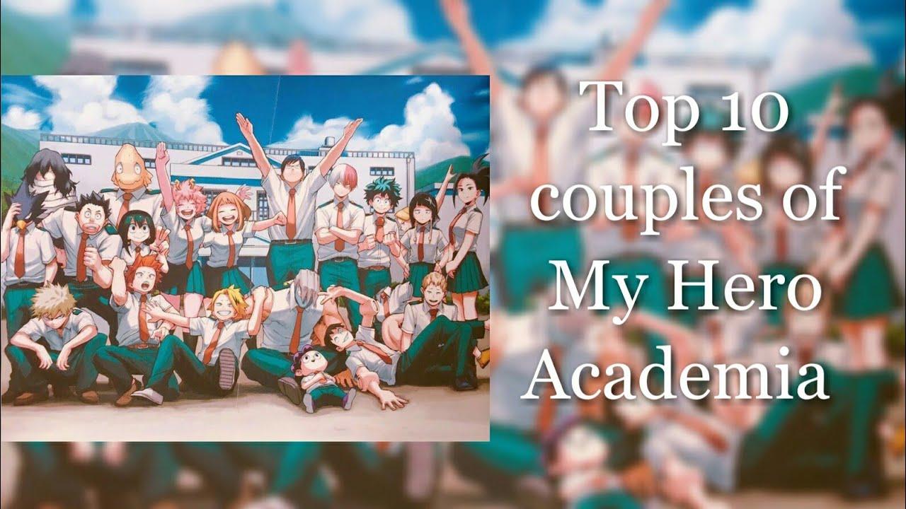Download Top 10 couples of My Hero Academia