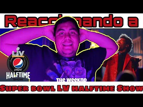 The Weeknd's FULL Pepsi Super Bowl LV Halftime Show | Reacción Latina