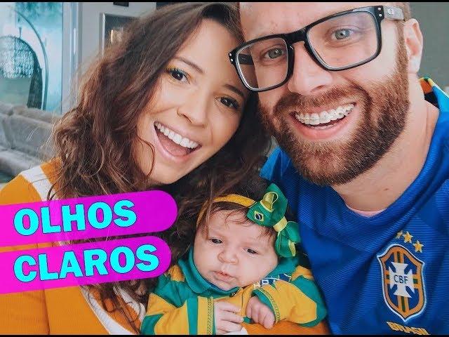 ALICIA TEM OLHOS CLAROS? | Taciele Alcolea Instagram Stories