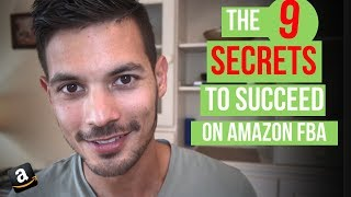 Amazon FBA Tips For Beginners: 9 Secrets To Success On Amazon in 2020