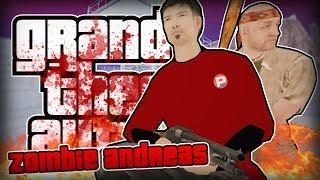 Zombie Andreas 4.0 - ИНФАРКТ ПАСТЕНТА! (Захват зоны)