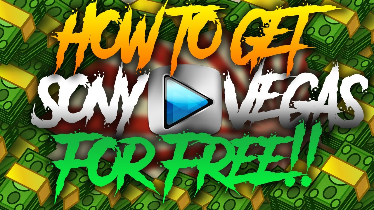 how to download sony vegas pro 14 for free