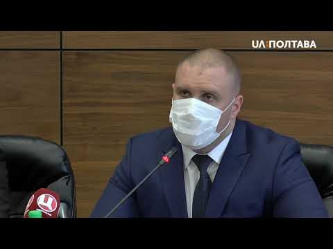 Суспільне Полтава: На кордонах Полтавщини запрацювали 19 контрольно-пропускних пунктів
