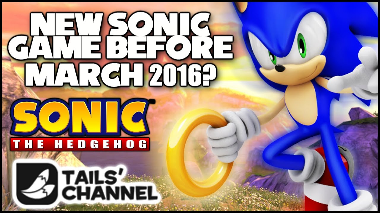 New Sonic Game 2016 25TH Anniversary Leaked? - YouTube
