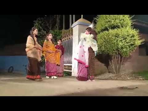 Suchitra Wangkhem|shooting Toubada Fanek Nantharakpa| Manipuri Funny Video | Suchitra Wangkhem