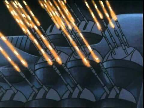 Space Battleship Yamato Montage