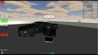ROBLOX - The Tme Machine