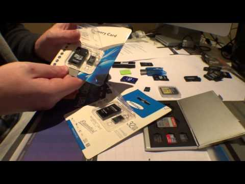 SD memory cards 5 reasons to be careful on where you buy them