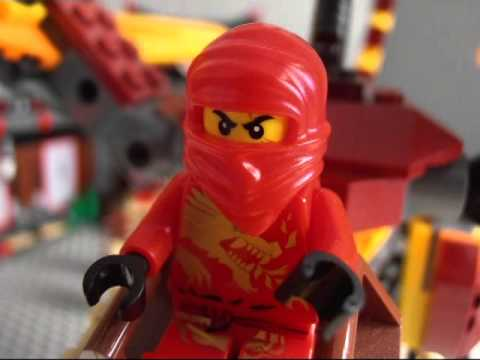 LEGO NINJAGO THE MOVIE PART 1 - 3