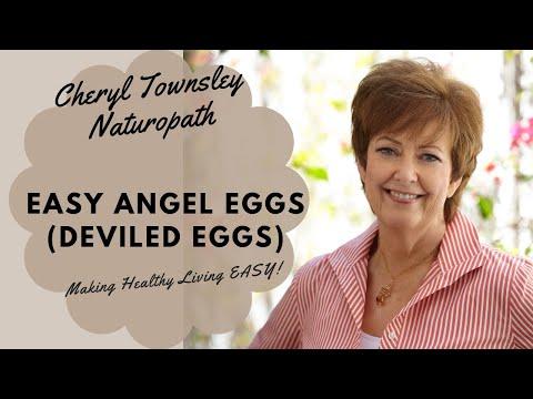 Deviled or Angel Eggs