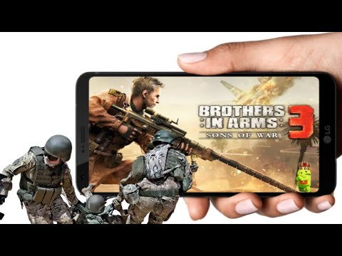 Brothers In Arms 3 | Download For Android |Androking