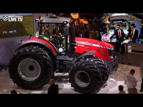 Massey Ferguson Technology - SIMA 2017