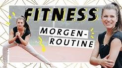 Fitness Morgenroutine für Anfänger | 10 Minuten zum Mitmachen | Perfekter Start in den Tag
