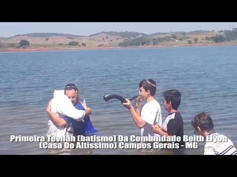 1@ Imersão em Campos Gerais congregacao Israelita