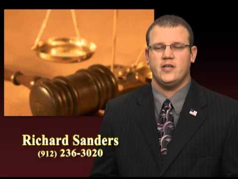 Richard Sanders can defend you if you have been injured in a Big Truck Wreck.